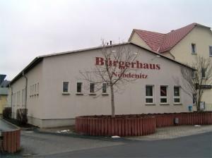Bürgerhaus und Bürgersaal Nöbdenitz