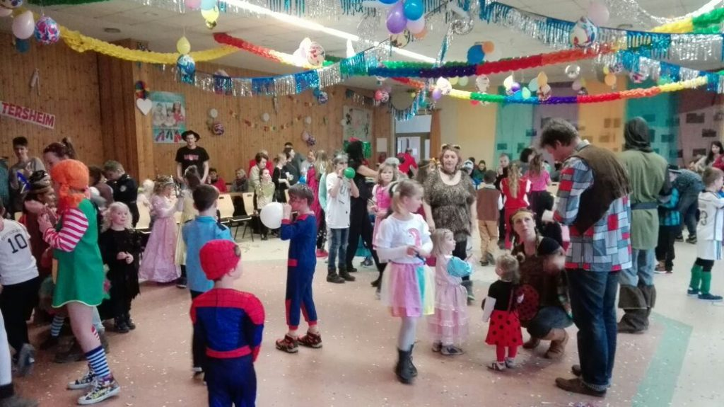 Kinderfasching in Nöbdenitz